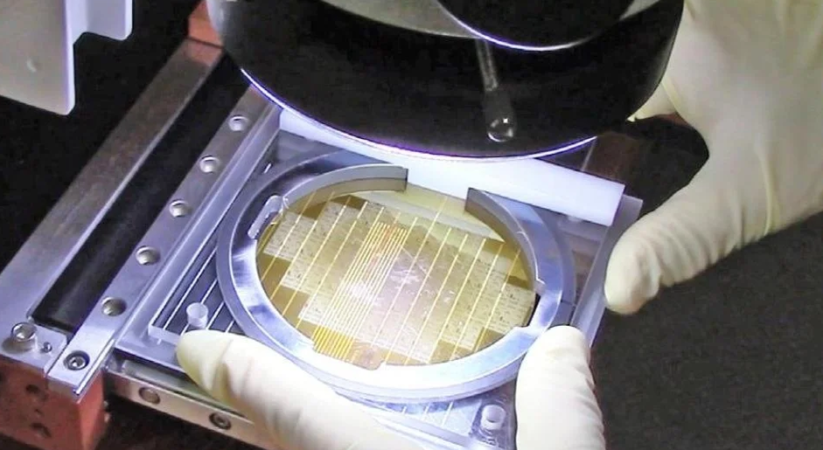 Cleaving Sapphire Wafers – Reducing Loss and Increasing Yield