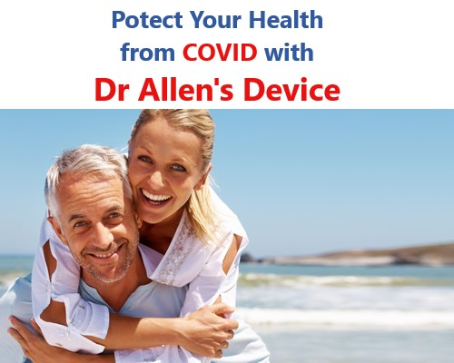 Treatment of Enlarged Prostate and Chronic Prostatitiswith Dr Allen's Device- a COVID-19 Barrier