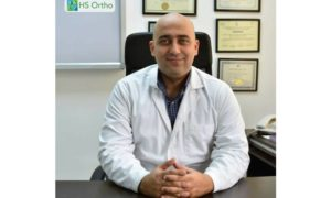 Young Jordanian Orthopaedic surgeon reinvents traditional knee surgery
