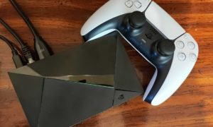 Nvidia Shield TV currently supports PS5, Xbox Series X/S controllers