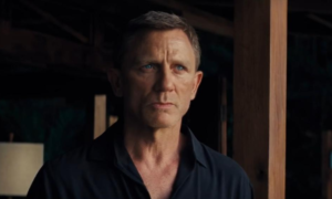 'No Time to Die,' the new James Bond movie, is postponed once again