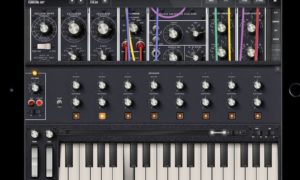 Moog application brings the classic Model 15 modular synth to the Mac