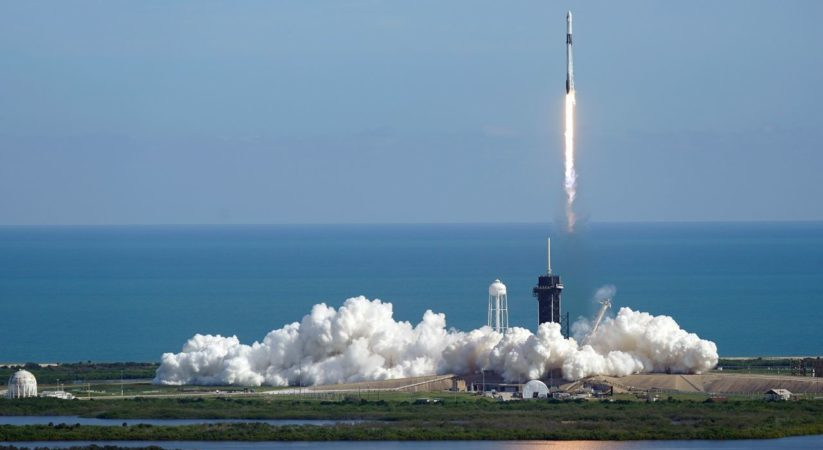 SpaceX prepares for second launch this week with ridesharing mission