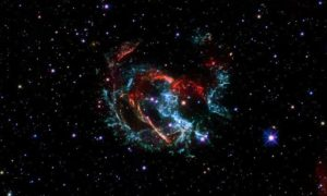 Nasa shares Chandra X-ray picture of the astonishing supernova