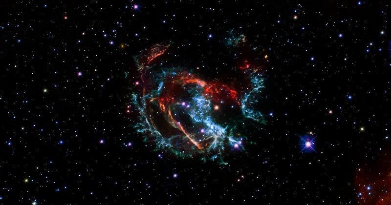 Nasa shares Chandra X-ray picture of the astonishing supernova