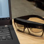 Lenovo's ThinkReality A3 Smart Glasses can appear at five virtual displays