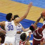 BJ Boston considers referees gave Arkansas the game