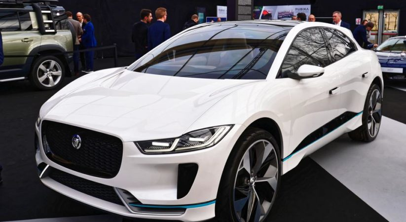 Jaguar is working all-electric, yet don't search for this model
