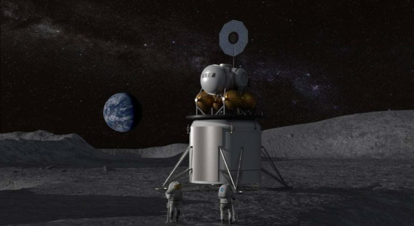 NASA's deferred Moon lander contracts cast question on Artemis timetable