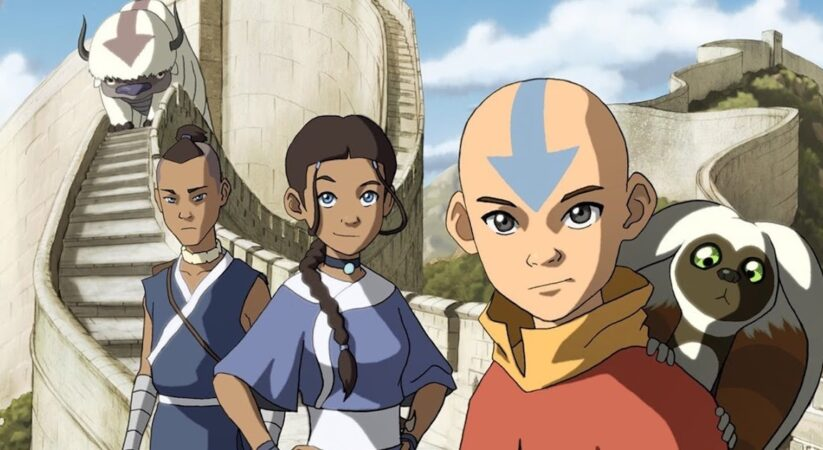 Nickelodeon expands on Aang's experiences with the Avatar Studios project