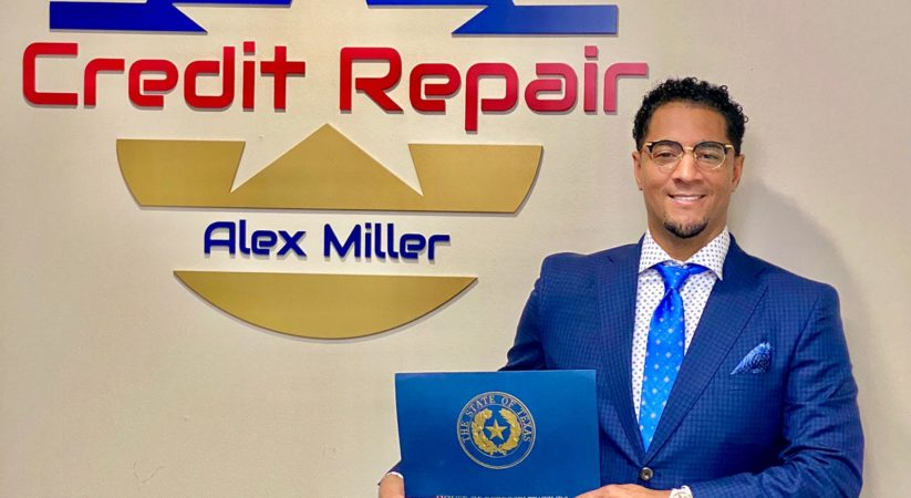 """Repairing your credit report yourself is not as daunting as it sounds,"" Says Credit Repair Specialist Alex Miller"