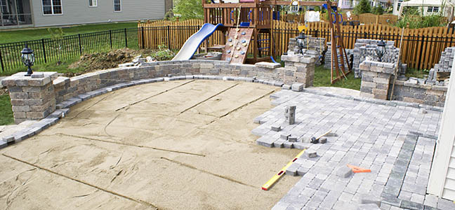 What to Ask When Hiring Patio Pavers Contractors?