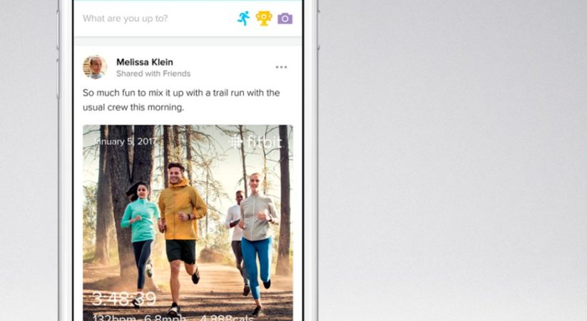 Fitbit app presently encourages you to track your blood glucose level