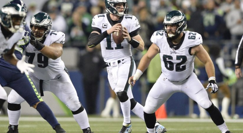 Groups have started calling Eagles on likely trade for Carson Wentz