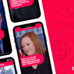 Teen Blurb is Feeding Teenagers The News Through Tik Tok