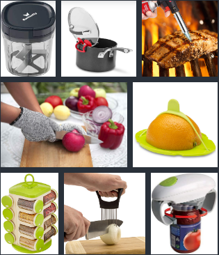 Amazing Kitchen Gadgets 2021 on amazon under 1000