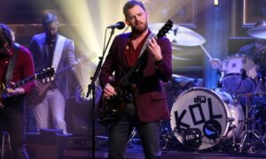 Kings of Leon to publish its new album as a non-fungible token