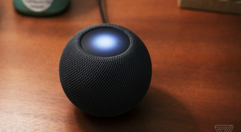 Apple HomePod Mini purportedly has a mysterious sensor for temperature, humidity