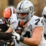 Raiders sign left tackle Kolton Miller will 3-year extension worth more than $18 million per year