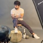 Delhi's inspiring Influencer Ddeev Banerjee Came up together with his new photoshoot in collaboration with Zoafshen Qureshi.