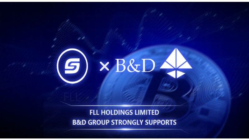 FLL HOLDINGS LIMITED lays out the block chain field B&D Group strongly supports