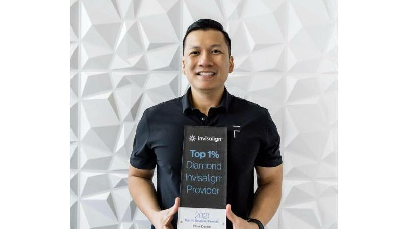 Dr. Michael Tran Became the Source of Inspiration for Young Dentists of the World