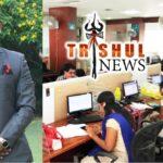 Vandankumar Bhadani 's Digital news portal 'Trishul News' makes a mark in digital news world