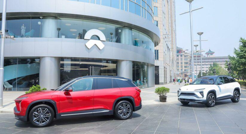 Nio's sales beat $2 billion in 'transformational' year