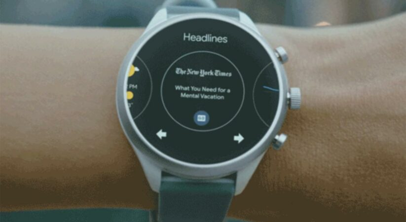Google invites third-party developers' Tiles to Wear OS