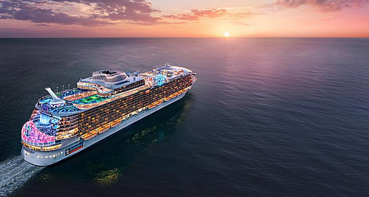 Royal Caribbean includes the second ship to North American beginning from Bermuda