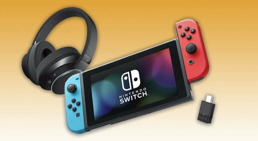 Nintendo Switch apparently gets Bluetooth audio support in the most recent update