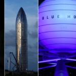 Elon Musk savages Jeff Bezos' Blue Origin after it challenges SpaceX's NASA lunar lander contract