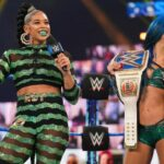 WWE stars Bianca Belair and Sasha Banks make wrestling history as first Black women to duke it out in WrestleMania championship