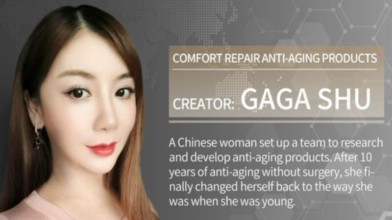 GaGaShu – Changingtheagingwoman