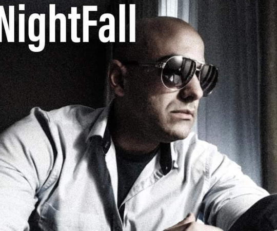 """The anticipated soon to be released action drama television series """"Night Fall"""""""