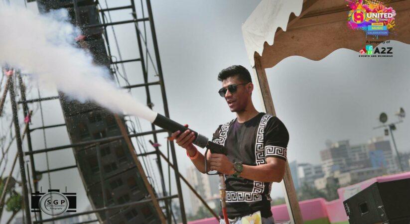 DJ Kunal aka Kunal Mahato's track 'Area 51' ready to make you wobble your head