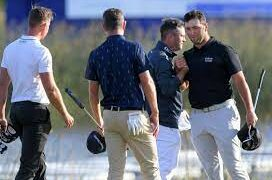 Brice Garnett and Scott Stallings share the Zurich Classic lead with Viktor Hovland, Kris Ventura