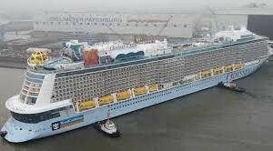 Royal Caribbean International set to be the biggest brand in North America