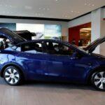 Tesla's Q1 deliveries break past record, beat expectations