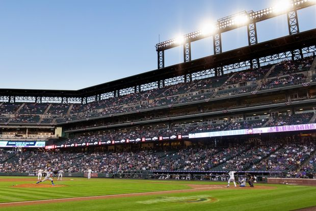 MLB All-Star Game moved to Denver after event pulled out of Atlanta because of state's restrictive voting laws