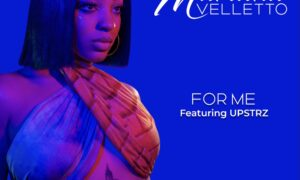 "Mariana Velletto – ""For Me"" ft. Upstrz"