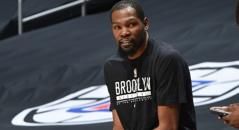 NBA player P.J. Tucker defends Kevin Durant in a dispute with Michael Rapaport
