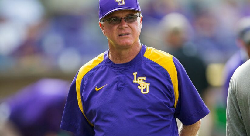 Paul Mainieri, LSU baseball coach, will retire at end of the season