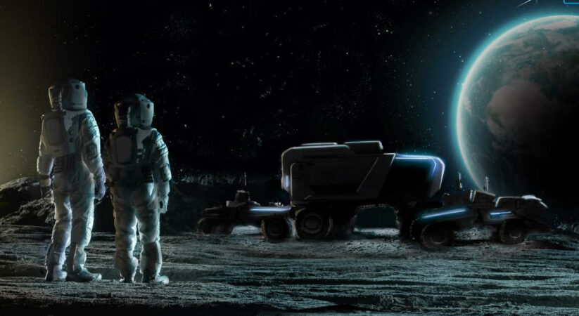 Lockheed Martin and GM companion to foster new moon buggy for NASA astronauts and cargo