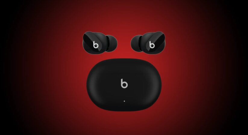 Unannounced Beats Studio Buds show up in Apple's most recent beta software