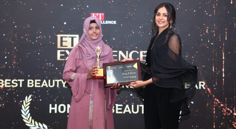 Umaira Habib's Clean, nature friendly cosmetic brand- Honey n Beaute