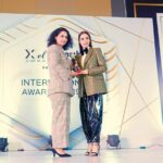 Creating milestones in the vast makeup industry as a passionate makeup artist is Sabina Shafi