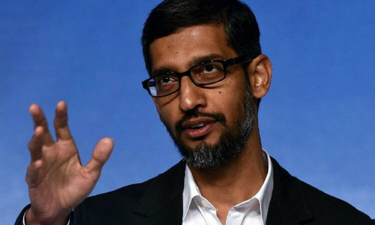 Sundar Pichai spreads out Google's new 'hybrid' workplace plan