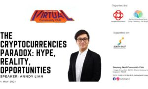 Anndy Lian X-rays the Cryptocurrencies Hype: Where are the Opportunities?