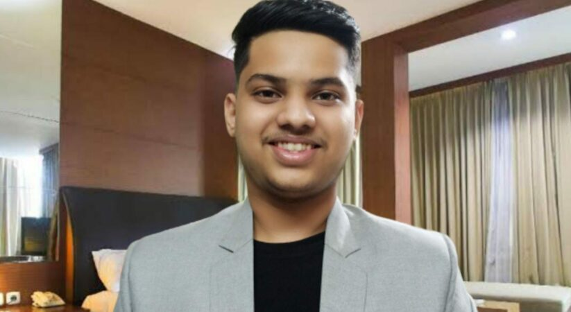Young Indian Entrepreneur Jatin Chonkar is Growing with flying colours with his skills & Dedication